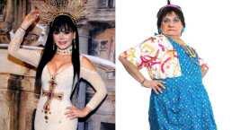 'Esa vieja me quitó el papel' Márgara Francisca se queja de Maribel Guardia