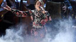 Natalia Lafourcade en concierto