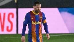 Messi no marca ante Real Madrid desde que se fue Cristiano Ronaldo