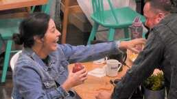Ternuritas: Esta pareja tuvo una divertida guerra de comida con hot cakes y miel