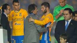 La Volpe revela insultos de Gignac en la Final del Apertura 2016