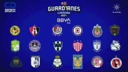 Este es el calendario para el Guard1anes 2021 BBVA MX