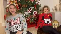 Sofía y Fernanda Castro revelan el regalo más extraño que le pidieron a Santa Claus: 'Qué oso'