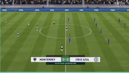 De la mano de Jonathan Borja, el Cruz Azul continua con su sueño de liguilla al derrotar 2-5 al Monterrey de Vincent Janssen.