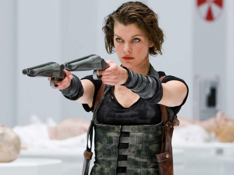 Alice en Resident Evil