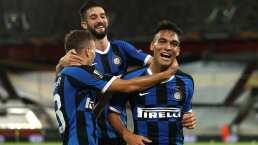 Última avanzada de Barcelona con Inter por Lautaro Martínez