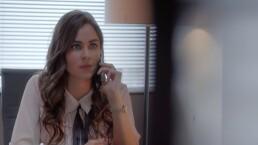 C27: Eva le pone una trampa a Lucía para exponerla ante los medios