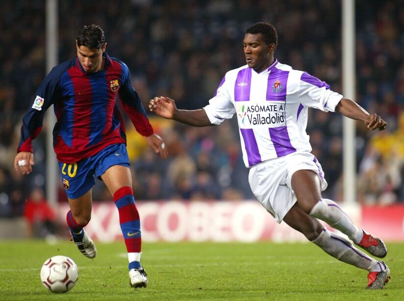 Barcelona v Real Valladolid