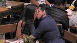 Michelle se llevó $20,000 pesos, pero él también ganó porque ella se quitó la blusa y le dio un besote