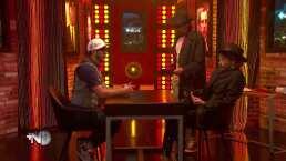 Me castigo de risa: Faisy jugó a 'El Interrogatorio' con Jaitovich
