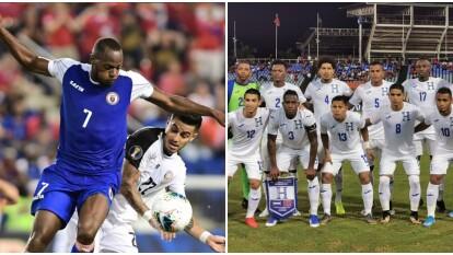 Los catrachos vencieron 0-2 a Trinidad y Tobago, mientras Haití empató al final 1-1 con Costa Rica.