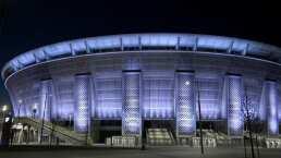 La Supercopa de Europa se jugará con 30 por ciento de fans