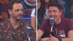 ¡No sólo Mariana y Mariazel! Armando y Fastlicht terminaron con orejas de burro en 'Hazme reír'