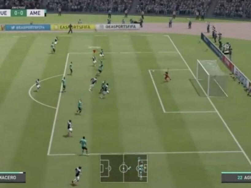 Puebla vs América, eLiga, 2.jpeg