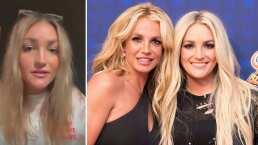 Jamie Lynn Spears rompe el silencio y habla sobre la situación legal de su hermana, Britney