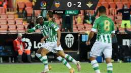 Betis derrota a Valencia y Guardado reaparece