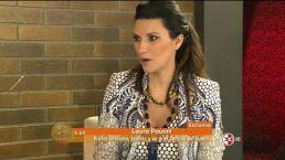 Galilea Montijo entrevista Laura Pausini HOY