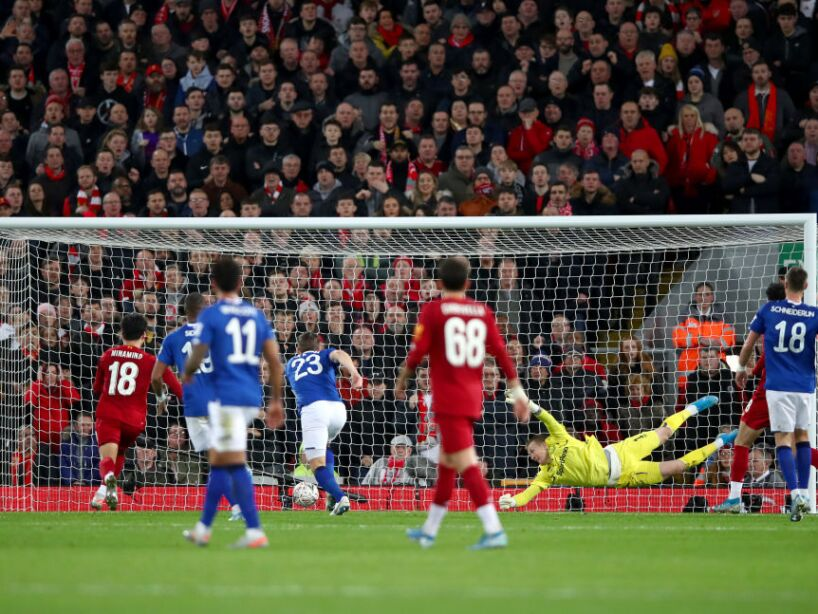Liverpool FC v Everton FC - FA Cup Third Round
