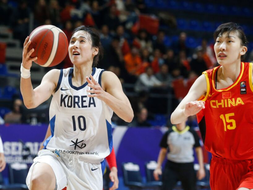 FIBA Women's Olympic Qualifying Tournament 2020 - Day Three