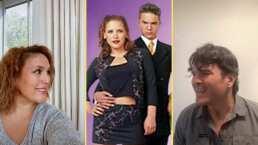 Angélica Vale y Kuno Becker se reencuentran en TikTok a 22 años de protagonizar 'Soñadoras'