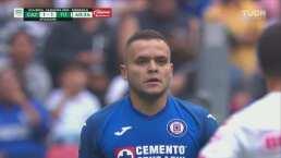 Certero cabezazo de Jonathan Rodríguez y La Máquina logra el 1-1