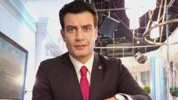 Andrés Palacios presenta la casa presidencial de 'La Usurpadora'