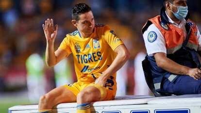Tigres 'prepara' a Thauvin para enfrentar al América