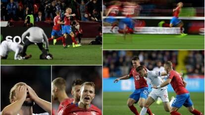 República Checa consuma triunfo vital ante Inglaterra y toma aire para clasificarse a la Eurocopa 2020.