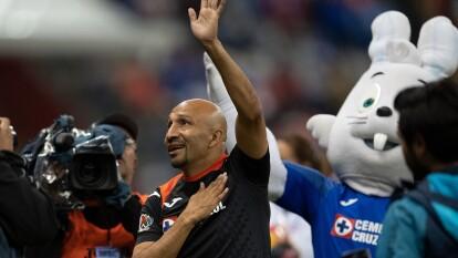 Óscar 'Conejo' Pérez se retiró con 46 años.