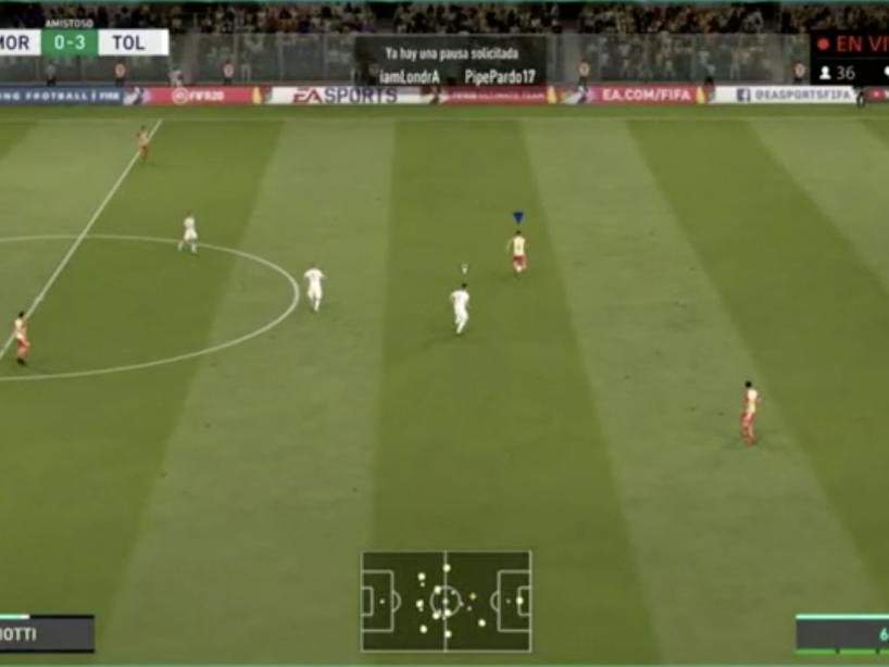 Morelia vs Toluca, J1, eLiga. 16.png