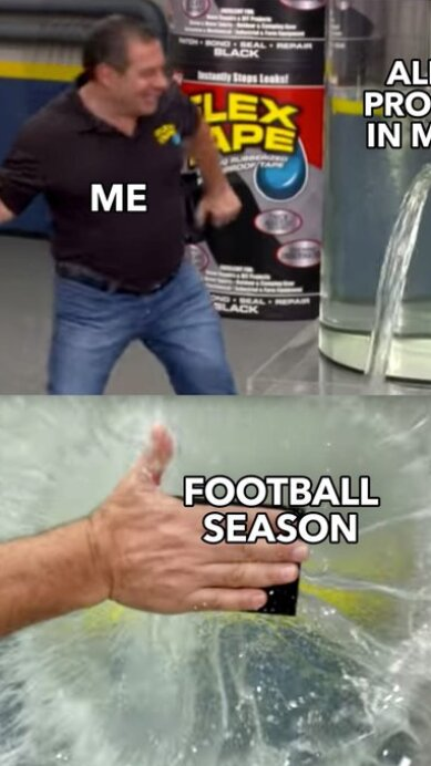 Los mejores memes del arranque de la temporada número 100 en la NFL. Trubisky, de pobre actuación o el nuevo look de Aaron Rodgers destacan.