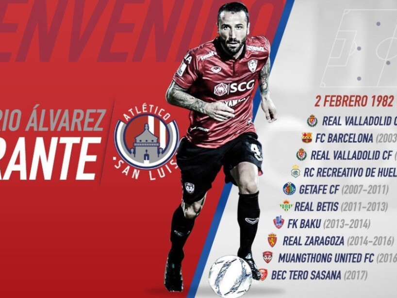 Jugadores veteranos de Liga MX
