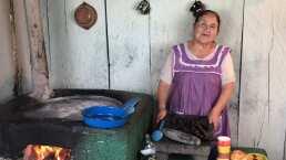Jóvenes envidian el éxito en Youtube de esta abuelita que comparte sus recetas de  rancho