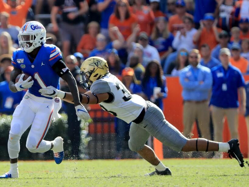 Vanderbilt v Florida