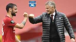 ¿Nuevo héroe? Bruno Fernandes ha causa sensación en Manchester United