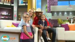 Pablo Montero… ¡Nada que esconder respecto a sus hijos!