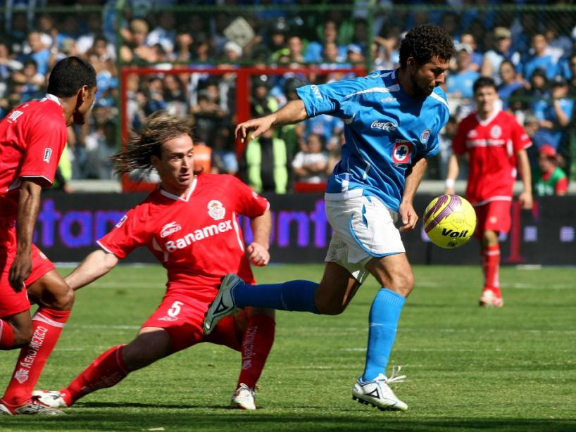 Toluca vs Cruz Azul, Apertura 2008, 2.png