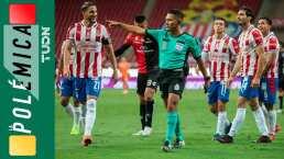La Polémica: ¿Exceso de Guzmán o del árbitro?
