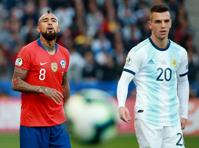Argentina v Chile: Third Place Match - Copa America Brazil 2019