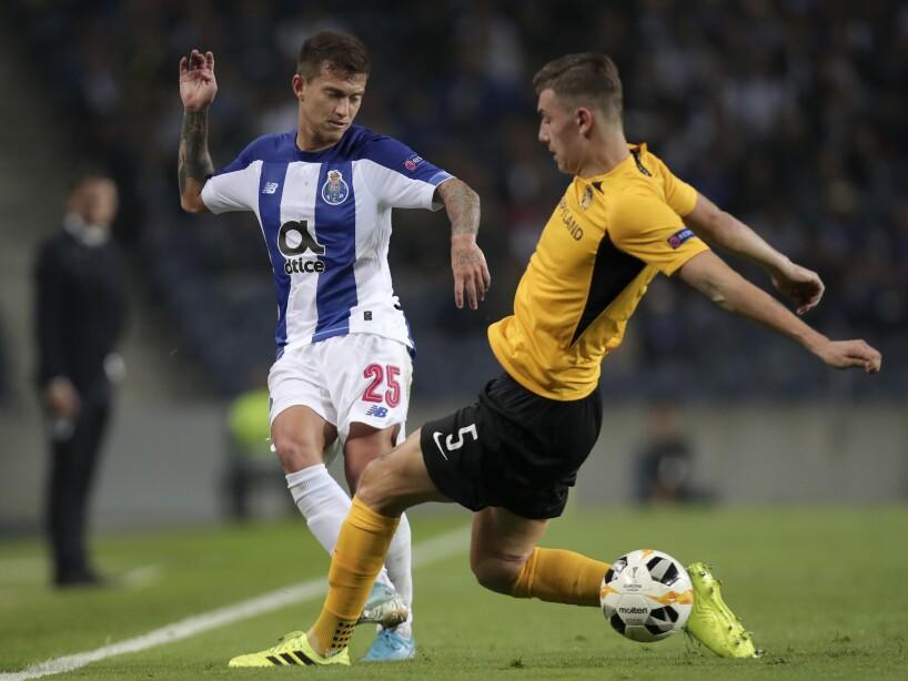 FC Porto recibe a Young Boys en la primera fecha de la fase de grupos de la UEFA Europa League.