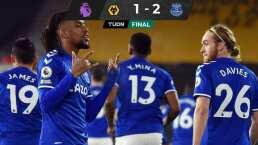 Los Wolves suman 5 partidos sin ganar tras derrota ante Everton