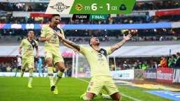 Futbol Retro   América no tuvo piedad de Pumas y avanza a la Final