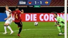 Alemania volvió a sufrir en su regreso a la Nations League