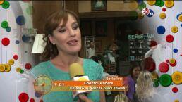 El Baby Shower de Chantal Andere