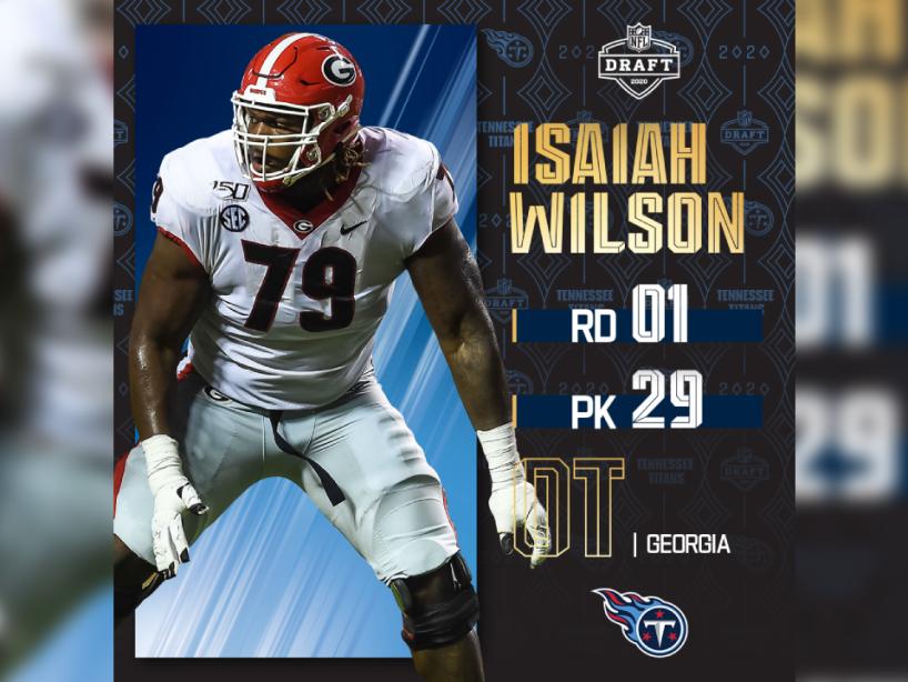 Isaiah Wilson, NFL Draft, 1.png