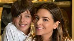Grettell Valdez revela que su hijo tiene novia y que oficialmente se convirtió en suegra