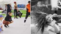 Las exigentes rutinas con las que Shakira y Jennifer Lopez se preparan para el Super Bowl 2020