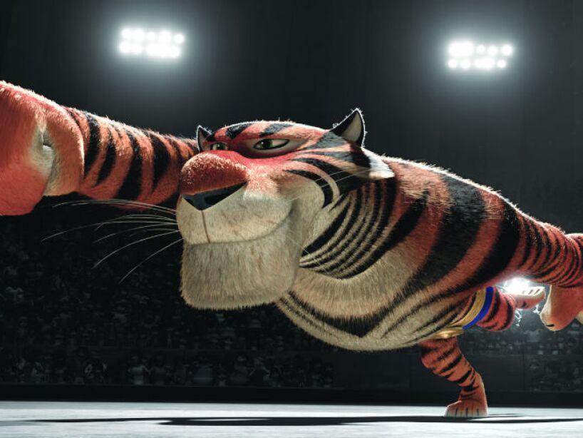 Madagascar 3 tuvo su lanzamiento el 8 de junio de 2012, en esta ocasión los animales son fugitivos por Europa.