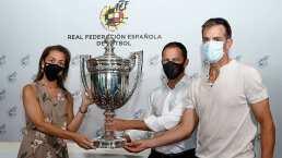 Atlético gana torneo y recibe el trofeo 73 años después