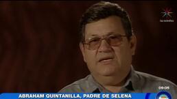 ¡Padre de Selena se va contra reportera!